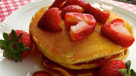 Oatmeal Pancakes II Recipe - Allrecipes com