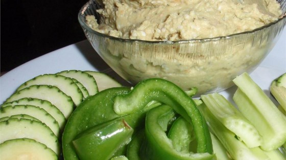 Photo of Avocado Lime Hummus by sueb