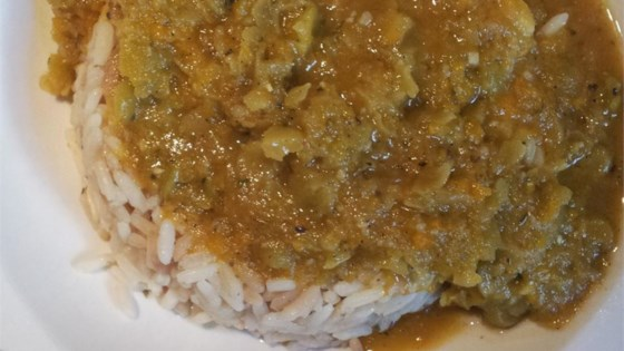 Photo of Curry Split Pea Soup by Emily P.