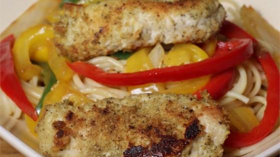 Photo of Three Pepper Chicken by LEMONADE63