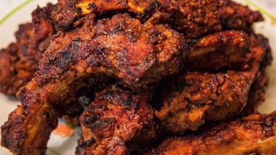 Spicy Korean Ribs