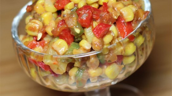 Photo of Mexican Corn Salad by Barrett