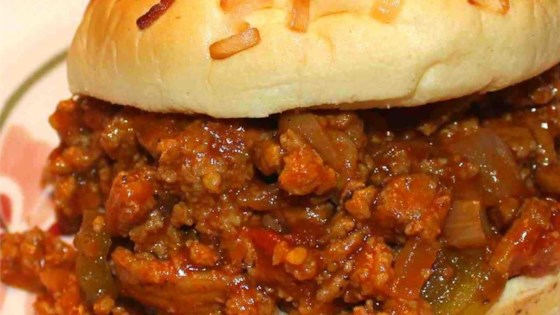 Turkey Sloppy Joes