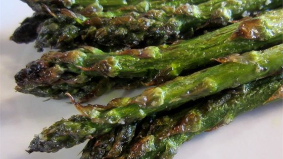 Photo of Grilled Asparagus by Larry Lampert
