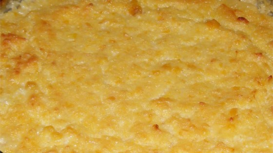 Corn Pudding IV Recipe