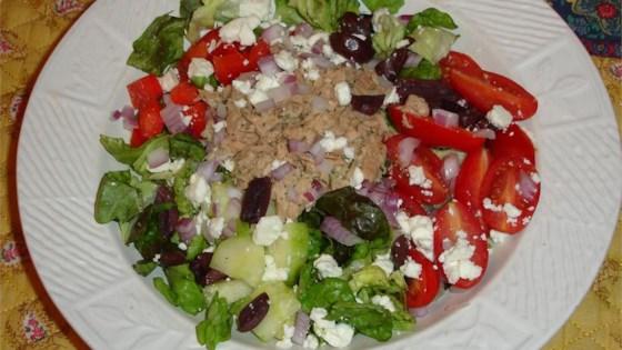 Photo of Mediterranean Tuna Salad by The South Beach Diet Online