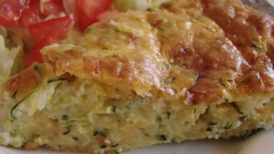 Photo of Crustless Zucchini Pie by Peggy  Gandy