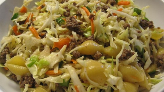 Photo of Asian Beef Noodle Salad by KKH3