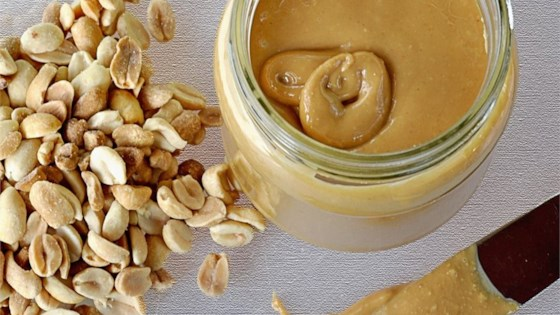 Photo of Homemade Peanut Butter by Captain Jeff Marchant