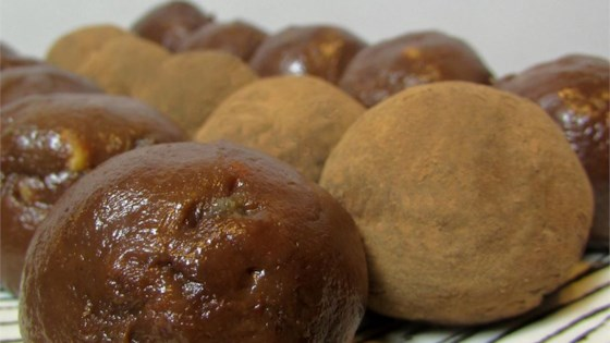 Photo of High Protein Peanut Butter Balls by Fit&Healthy Mom