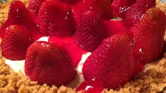 Summery Strawberry Pie