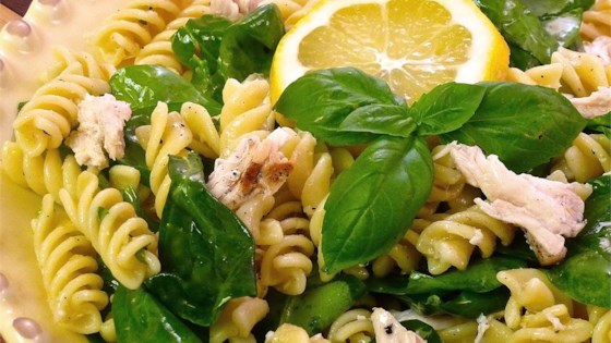 Photo of Lemon Basil Pasta Salad by philly6288