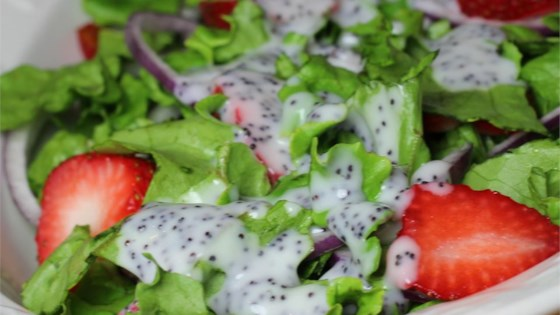 Photo of Strawberry Romaine Salad I by Mary J