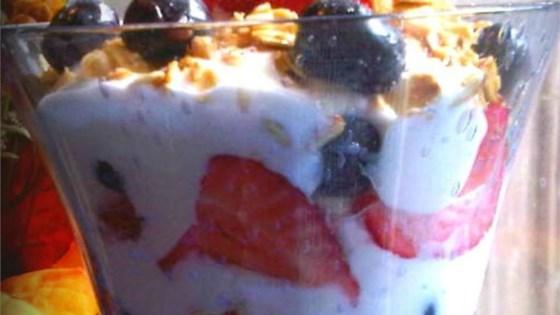 Photo of Greek Yogurt Breakfast Parfait by Occasional Cooker