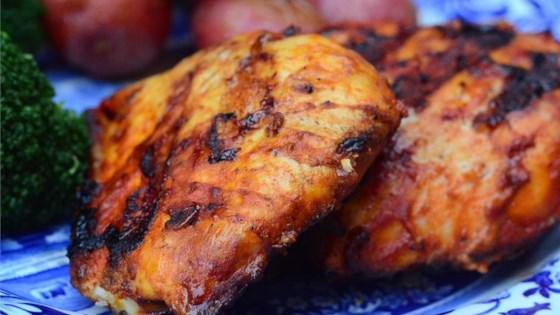 Good Frickin' Paprika Chicken