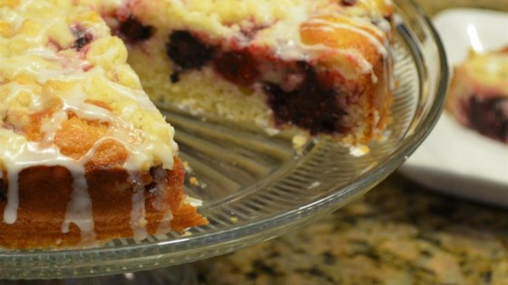 Photo of Berry Good Coffee Cake by Sarah