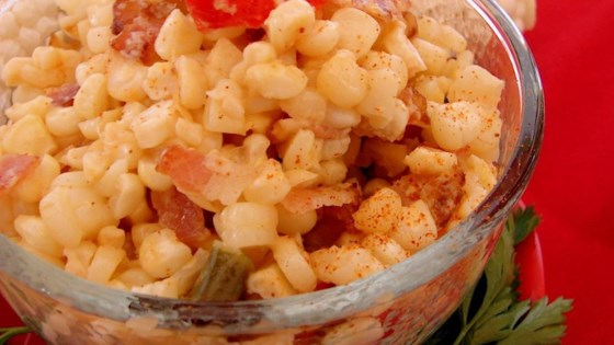 Photo of Cajun Corn and Bacon Maque Choux by Jodi Hanlon