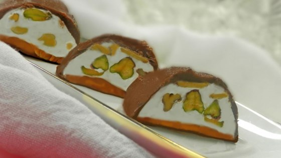 Photo of Planet Mars Almond Bars by SAUNDRA