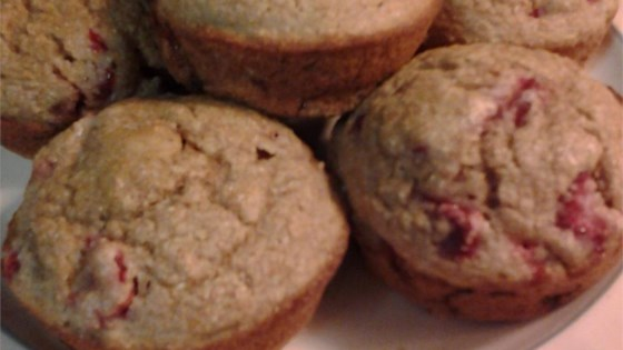 Photo of Healthy Strawberry Muffins by Healthybalance