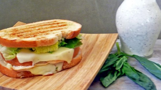Photo of Tubby's Pesto Panini by Tim D