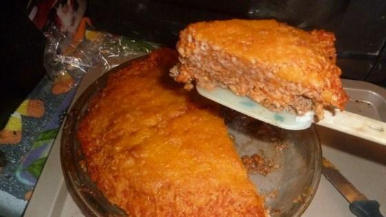 Photo of Ground Beef N Rice Pie by Rhonda  Van Gelderen
