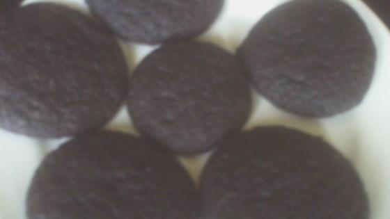 Photo of Crispy Chocolate Cookies by ChefLilli118