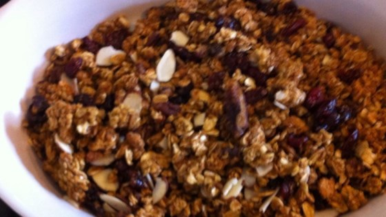Photo of Crunchy Granola Breakfast Cereal by MichelleCarver