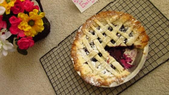 Photo of Lemon Zest Pie Crust by Emily