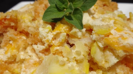 Photo of Mama's Summer Squash Casserole by Northerngirl