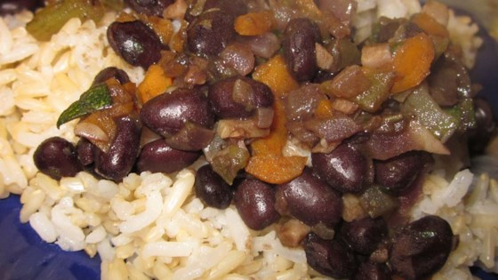 Photo of Easy Rum-Flavored Black Beans and Rice by tyler34