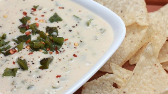 Photo of Grilled Poblano Queso Dip by Erica Schwarz