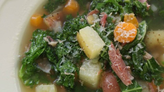 Photo of Easy Portuguese Kale Soup by rn.leeann