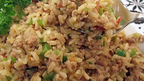 Photo of Ke's Cajun (Dirty) Rice by akatenacious3