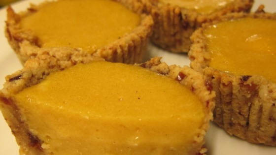 Photo of Paleo Lemon Tarts by Chris Denzer