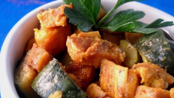 Photo of Sweet Potato Zucchini Hash by jerecar