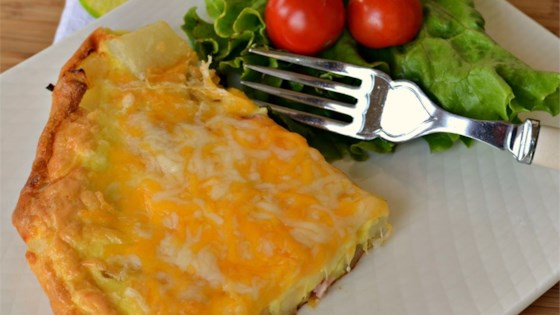 Photo of Ham and Egg Frittata by CHERIEO1
