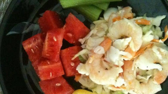 Photo of Easy Seafood Salad by Jen K