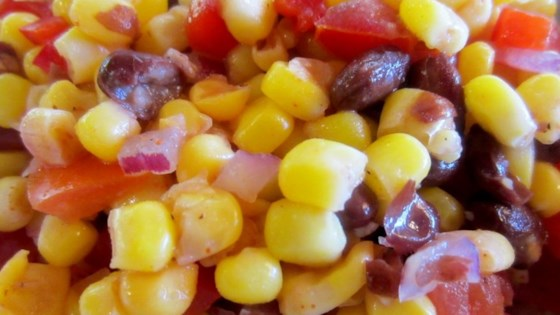 Photo of Black Bean and White Corn Salad by BirdLady