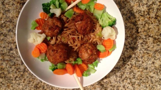 Photo of Deep-Fried Asian Chicken Meatballs by andrewgrant9