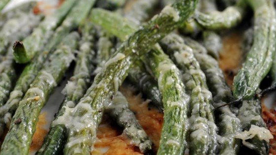 Photo of Parmesan-Roasted Green Beans by rachelbradley98