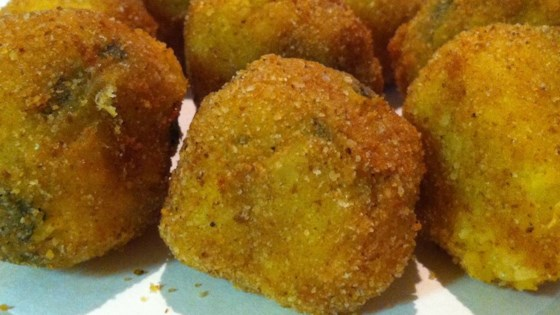 Photo of Spinach Arancini by NM Dawn