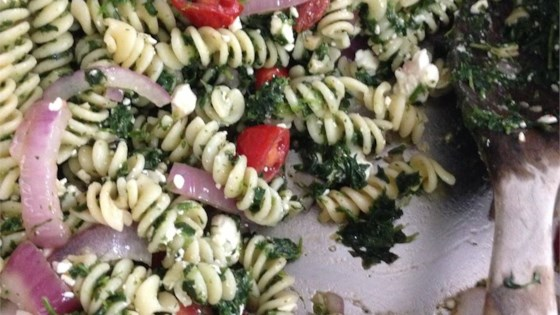 Photo of Greek Pasta Salad II by Marian