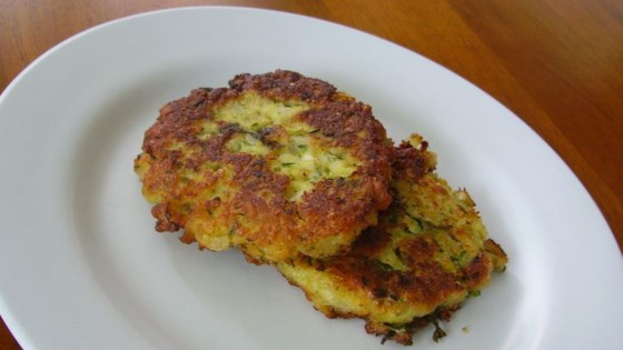 Photo of Parmesan Zucchini Patties by Barbara Zernicke