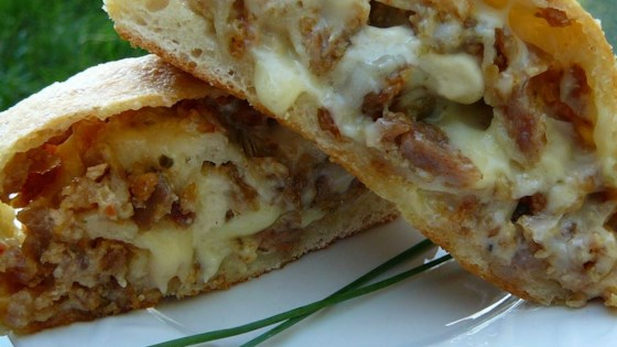 Photo of Picnic Sausage Bread by Veronica