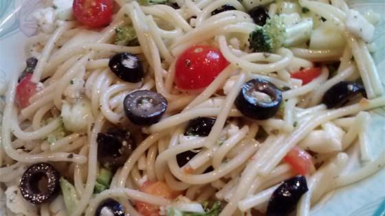 Photo of Spaghetti Salad II by DHERDEBU