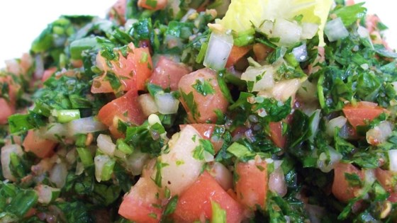 Photo of Authentic Tabbouleh by araxjan