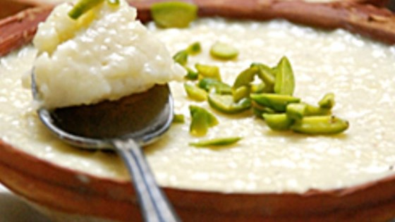 Photo of Fereni Starch Pudding by Zahra