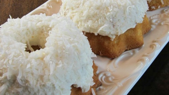 Photo of Aunt Connie's Coconut Cake by Diana