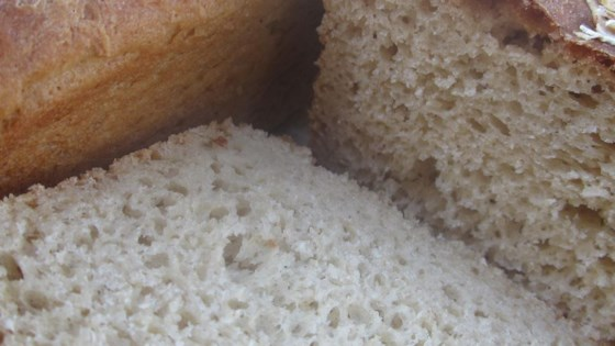Photo of Bread Machine Honey-Oat-Wheat Bread  by notajenny