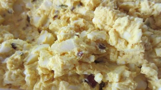 Indian-Inspired Egg Salad